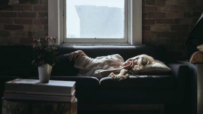 Mengisi Waktu Luang Para Ibu Dengan Tidur