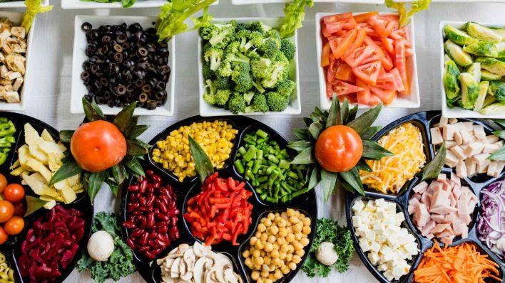 Mengkonsums Makanan Yang Sehat