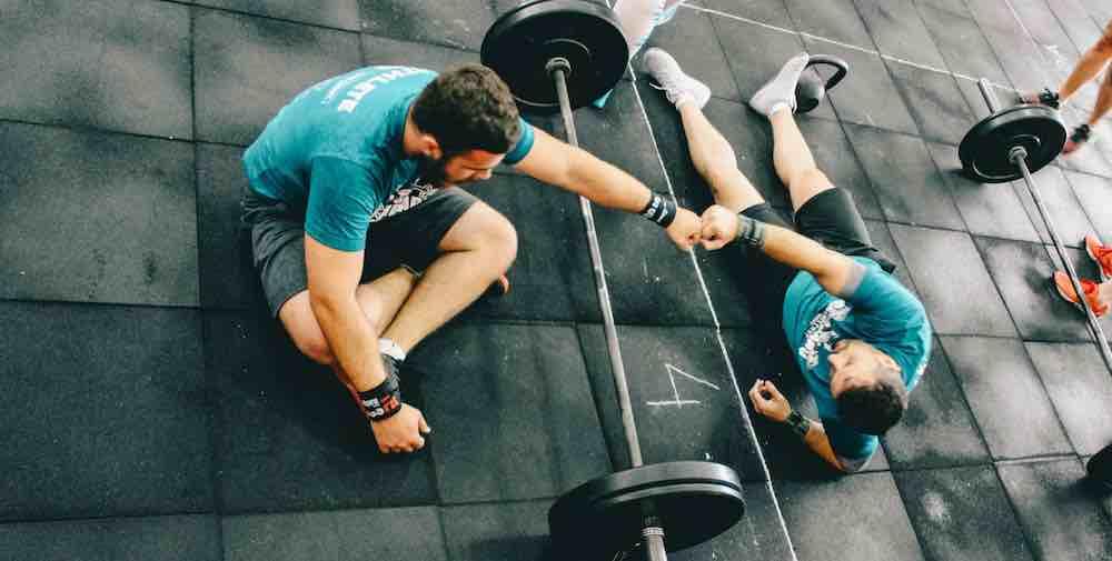 Olahraga Membuatmu Mendapatkan Teman Baru