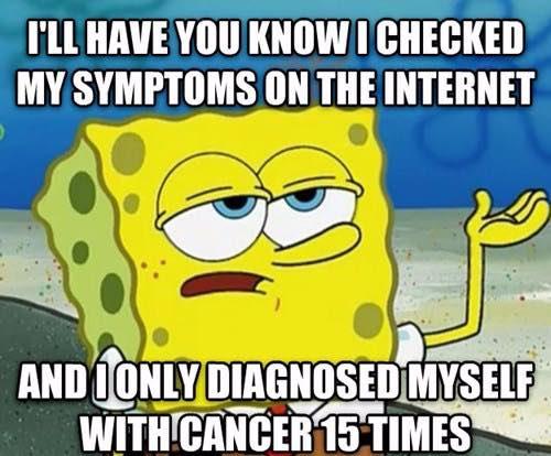 Self Diagnosed