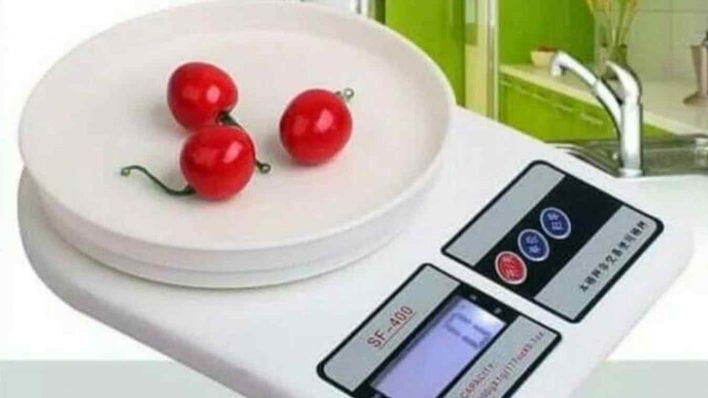 Timbangan Makanan Elektronik