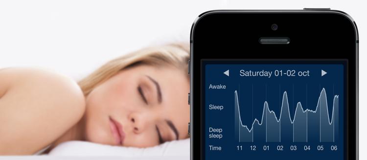 Aplikasi Pelacak Tidur