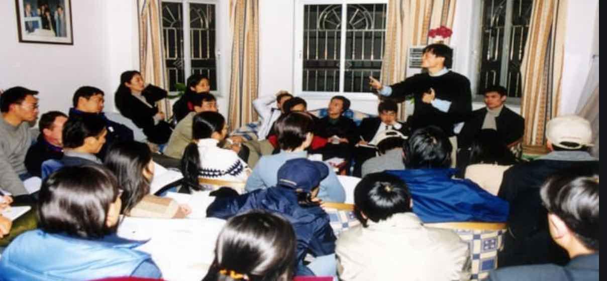 Jack Ma 20 Tahun Lalu Saat Memulai Alibaba