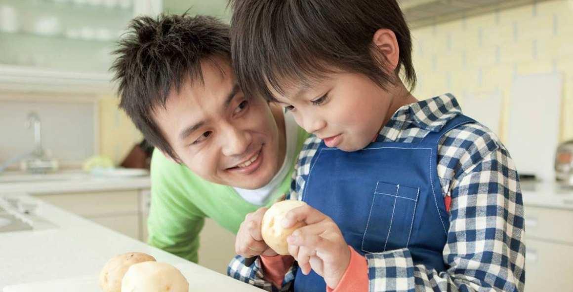 Memberi Waktu Kepada Anak Menyelesaikan Masalah