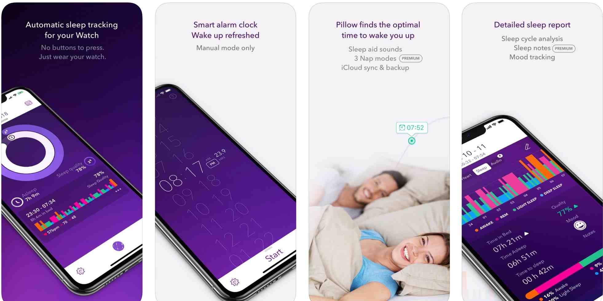 Pillow Sleep Tracker