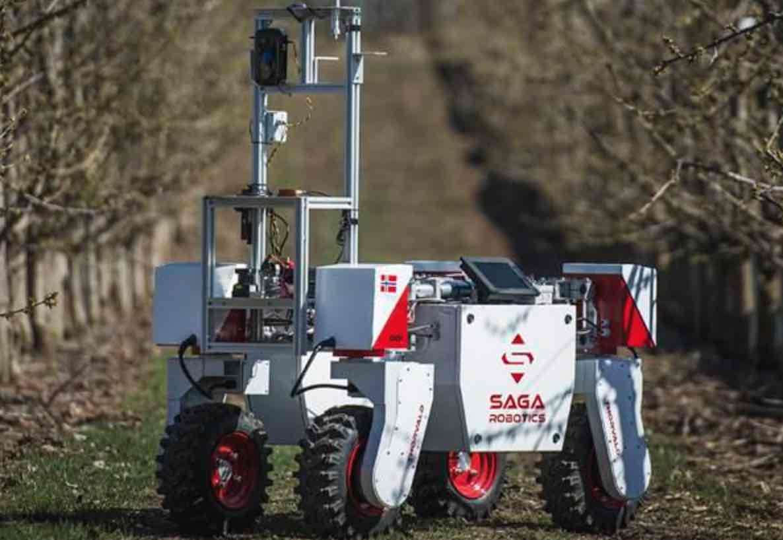 Saga Robotics, Robot Untuk Pertanian