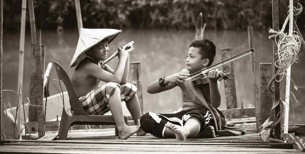 Sahabat Sejati Membantumu Menjadi Diri Sendiri