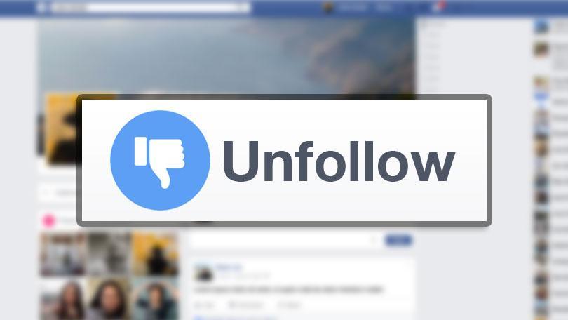 Unfollow Akun Sosial Media Mantan