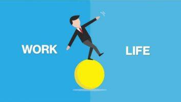 Keseimbangan Antara Pekerjaan Dan Kehidupan Pribadi