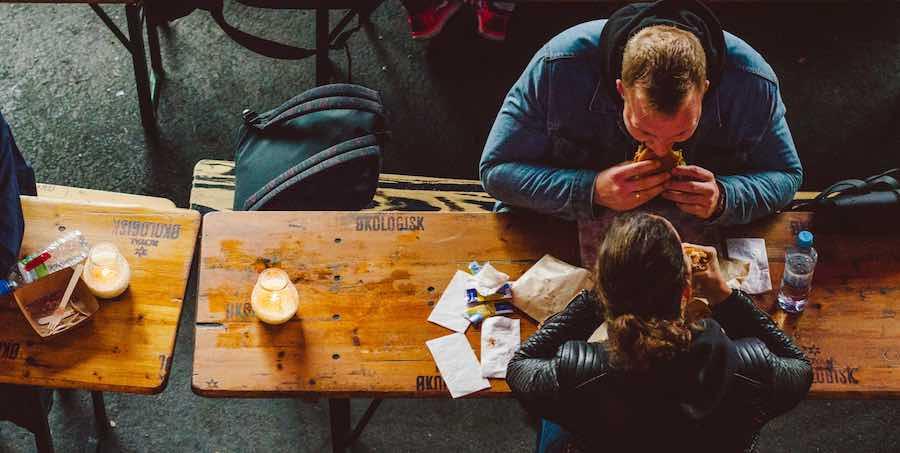 Makan Siang Bersama Ditempat Favorit