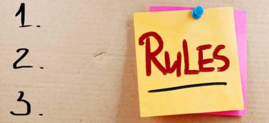 Membuat Peraturan Khusus