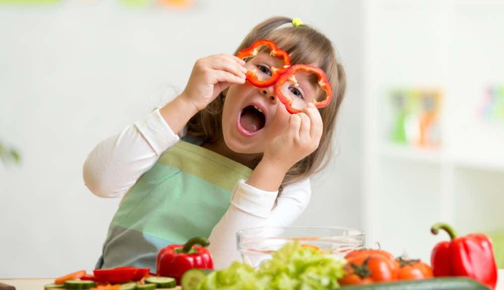 Memperhatikan Gizi Anak Hiperaktif