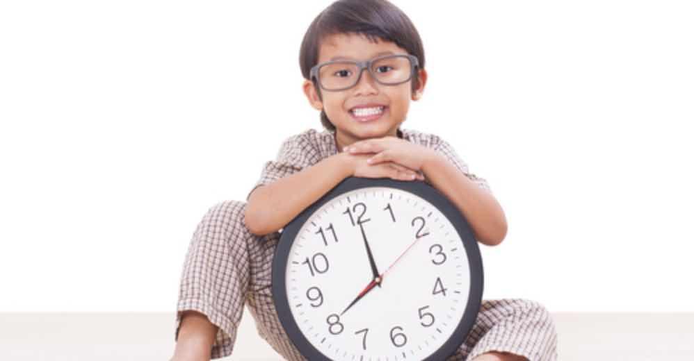 Mengatur Jadwal Belajar Untuk Anak Disleksia