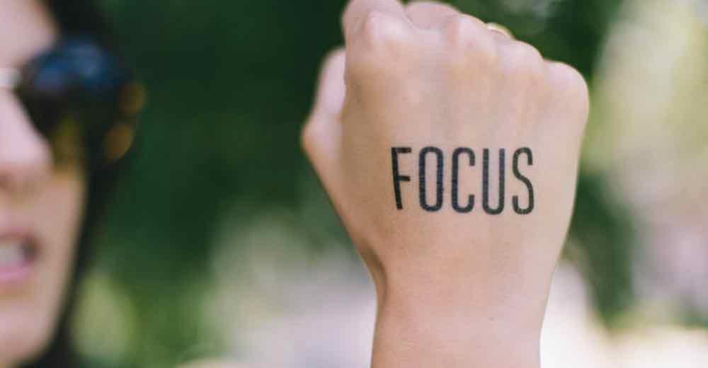 Passion Menuntutmu Untuk Fokus