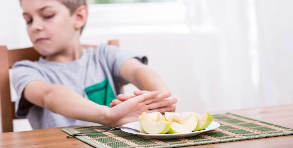 Selingi Menu Makan Pada Anak