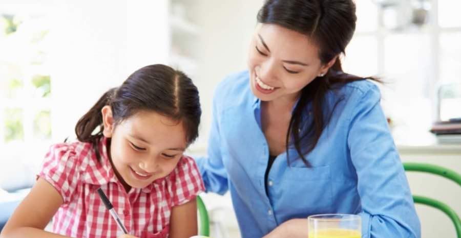 Tentukan Tipe Belajar Anak
