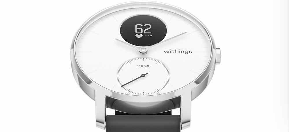 Tracker Smart-Watch Hibrida