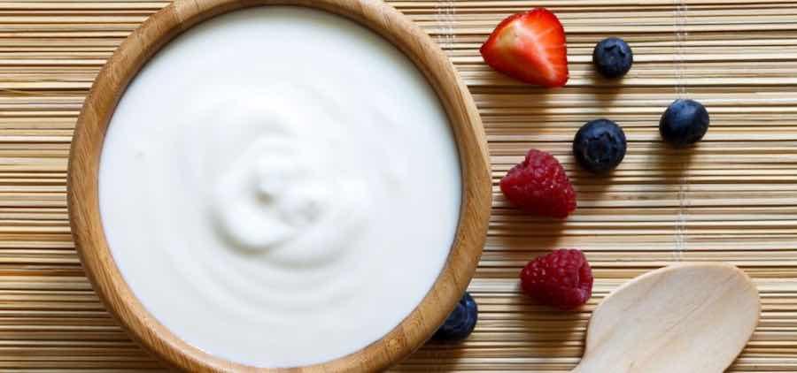 Sarapan Yogurt