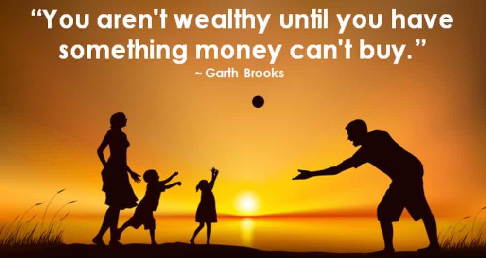 Sesuatu Yang Lebih Bernilai Dibandingkan Uang