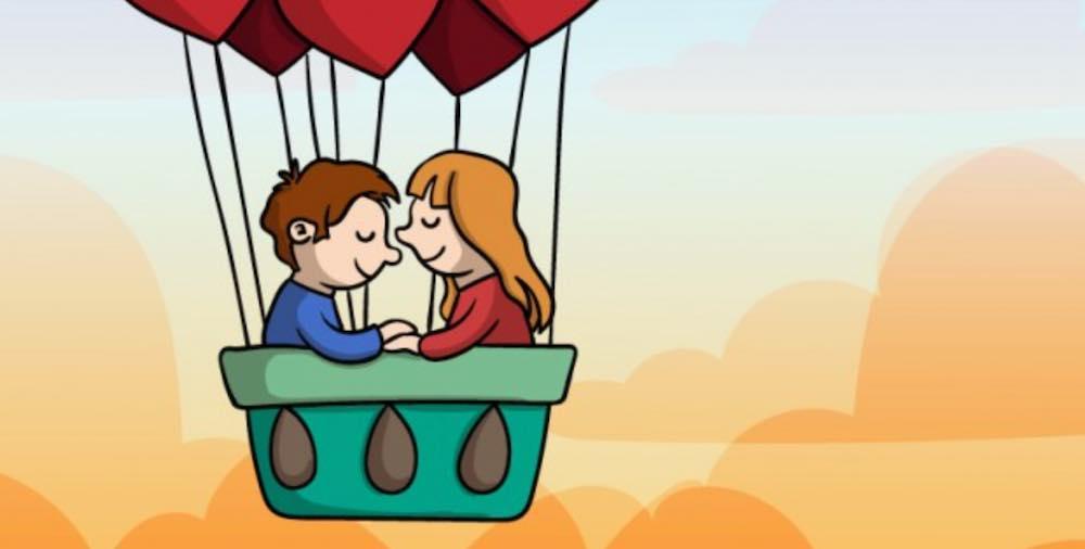 Silahkan Berkencan Dengan Orang Yang Salah
