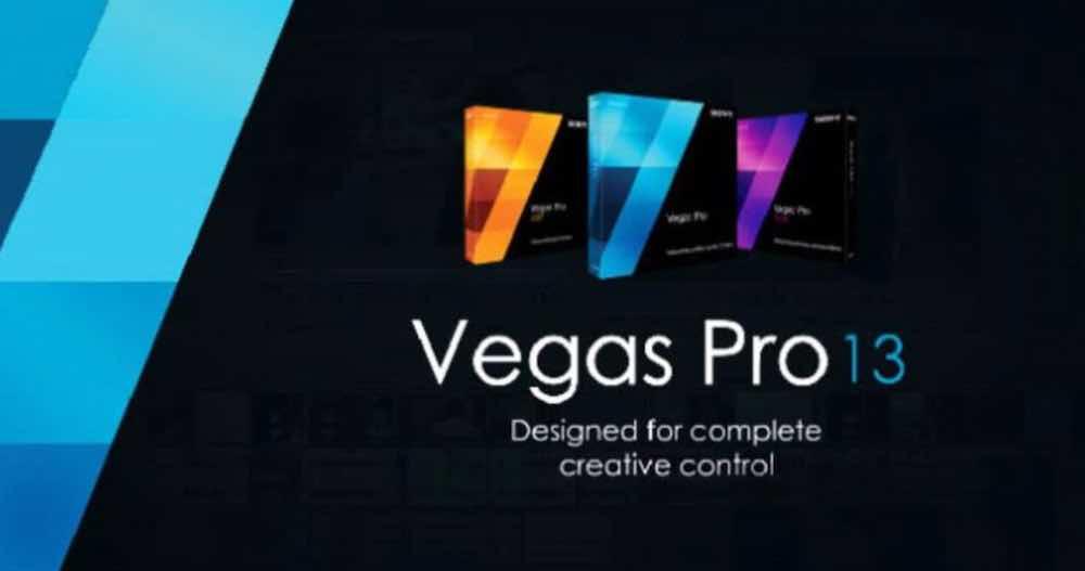 Sony Vegas Pro 13