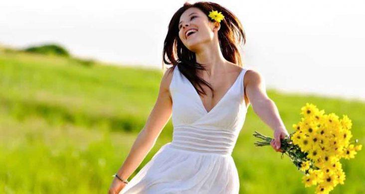 Tanda Wanita Yang Hidup Bahagia