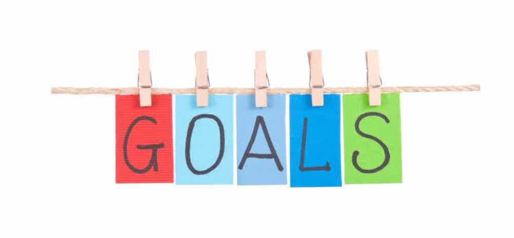 Membuat Tujuan Hidup Mudah Dicapai