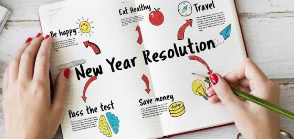 Tips Menyusun Resolusi Untuk Tahun Baru