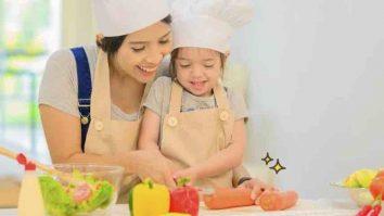 Keterampilan Yang Harus Diajarkan Pada Anak