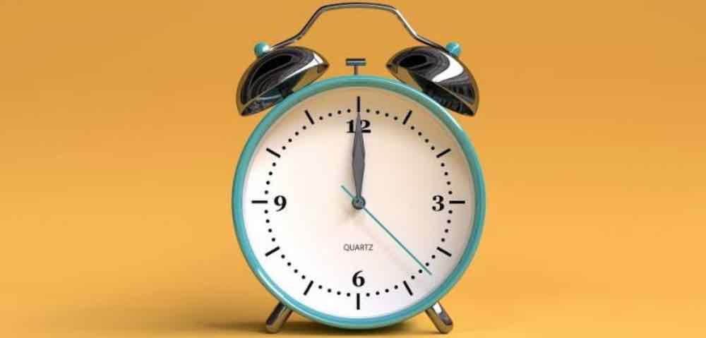 Lebih Mudah Mengatur Waktu