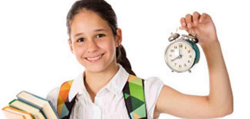 Mengajarkan Disiplin Waktu