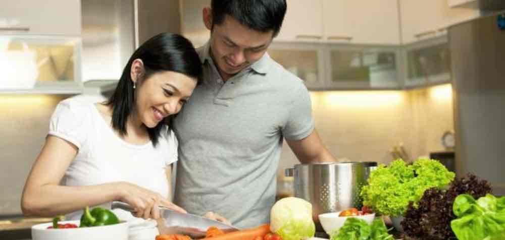 Suami Harus Sabar Saat Istri Belajar Memasak