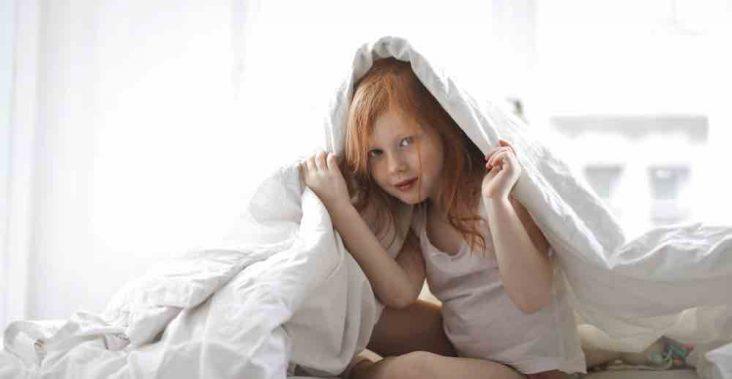 Kepribadian Anak Introvert