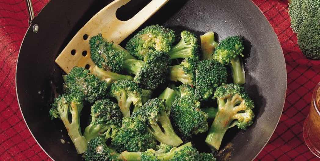 Brokoli dan Mustard