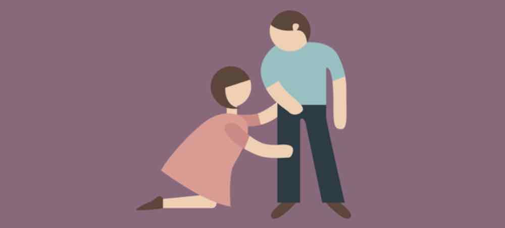 Ketergantungan Terhadap Pasangan