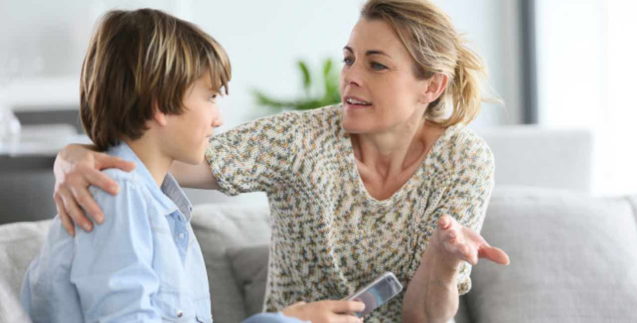 Menegur Anak Ketika Salah