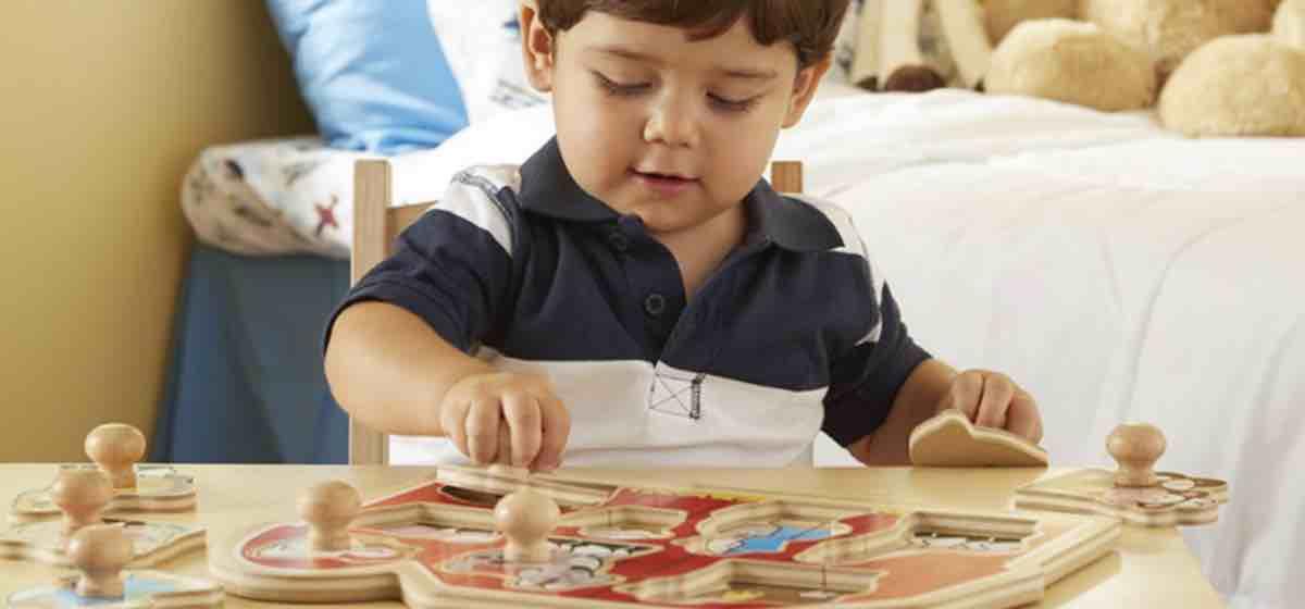Meningkatkan Kemampuan Sistematis Anak