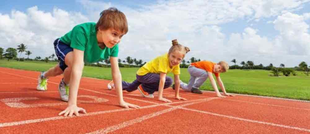 Olahraga Pada Anak