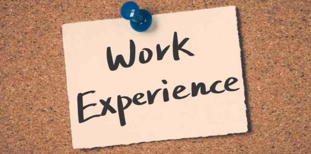 Punya Pengalaman Kerja