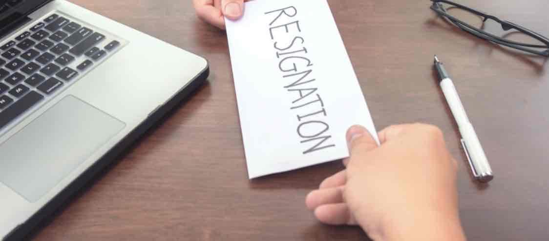 Resign Kerja