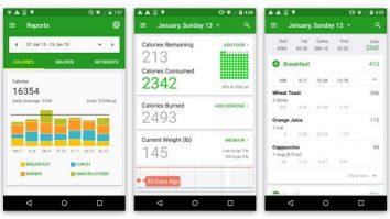 Aplikasi untuk diet terbaik