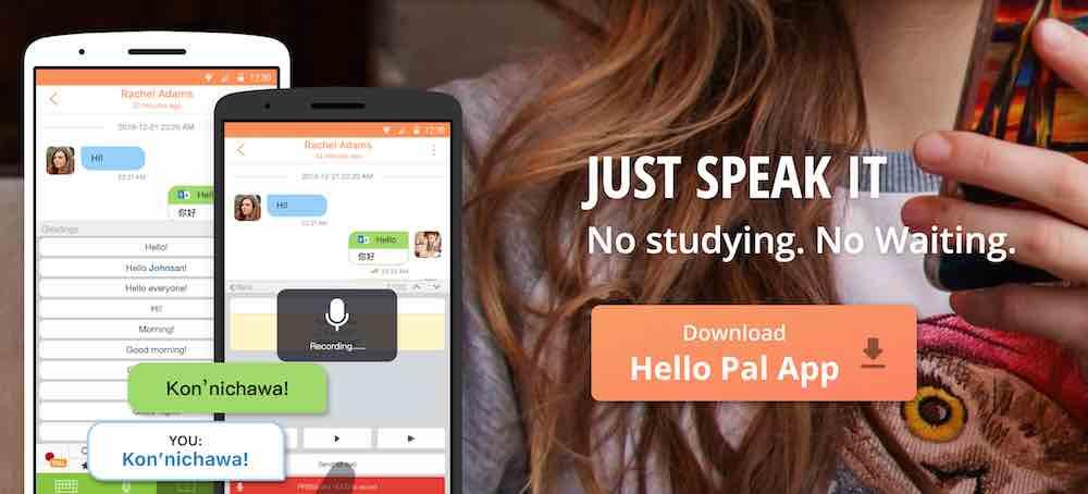 Aplikasi Hello Pal
