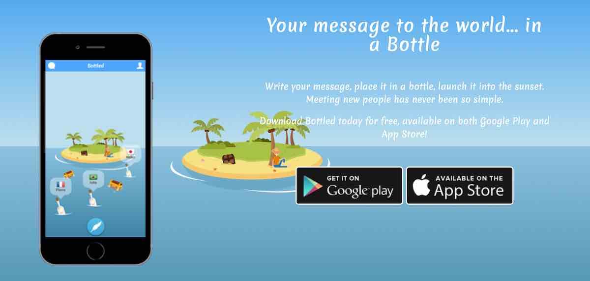 Bottled Aplikasi
