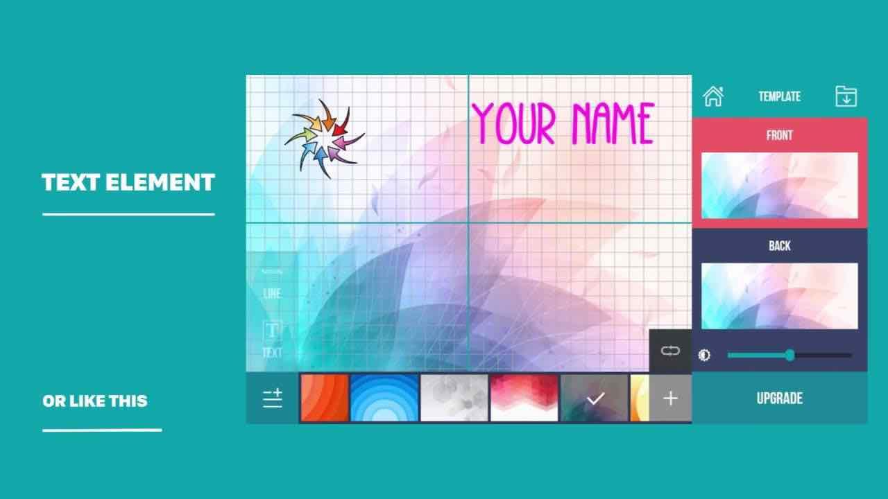Business Card Maker & Creator