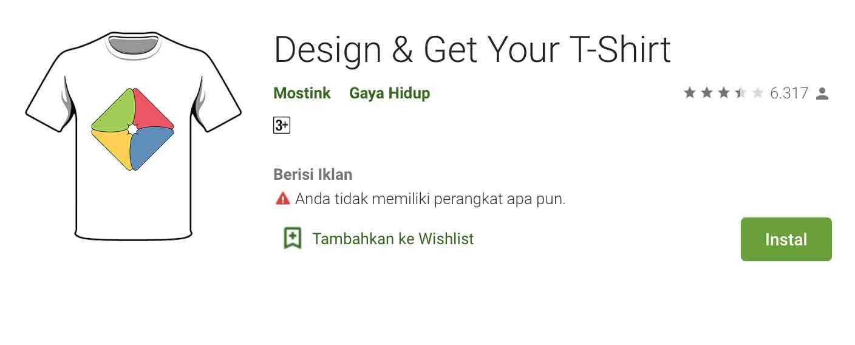 Design & Get Your T-Shirt