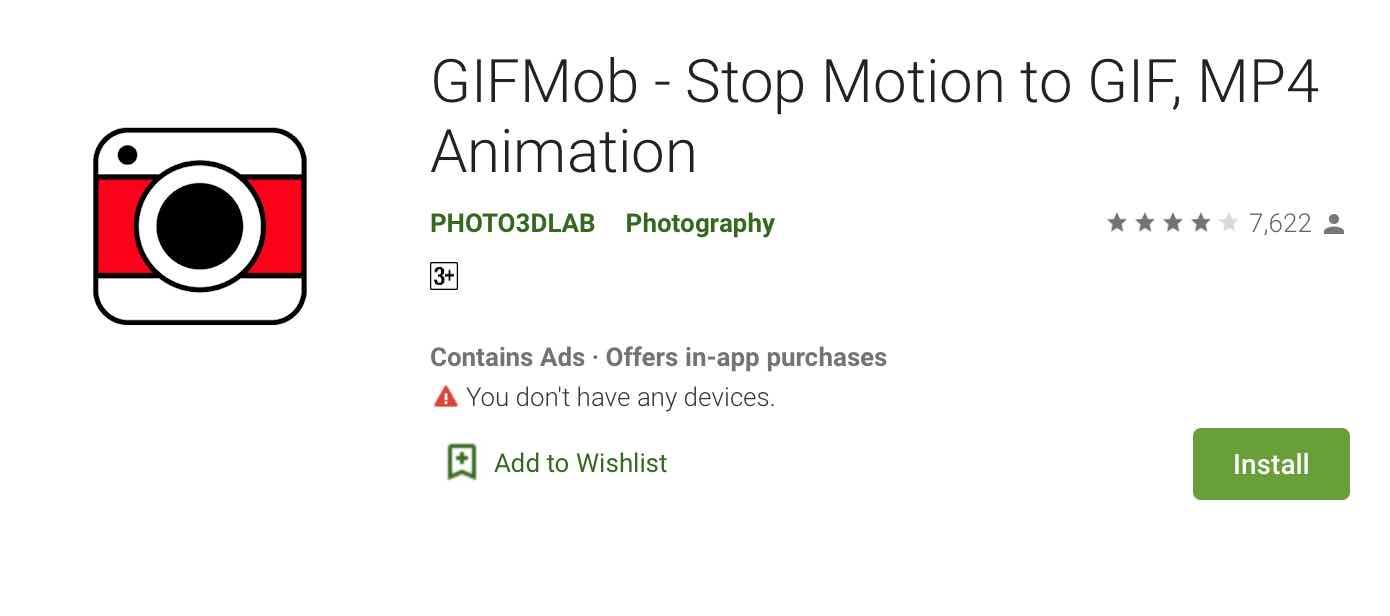 Aplikasi Gif Mob