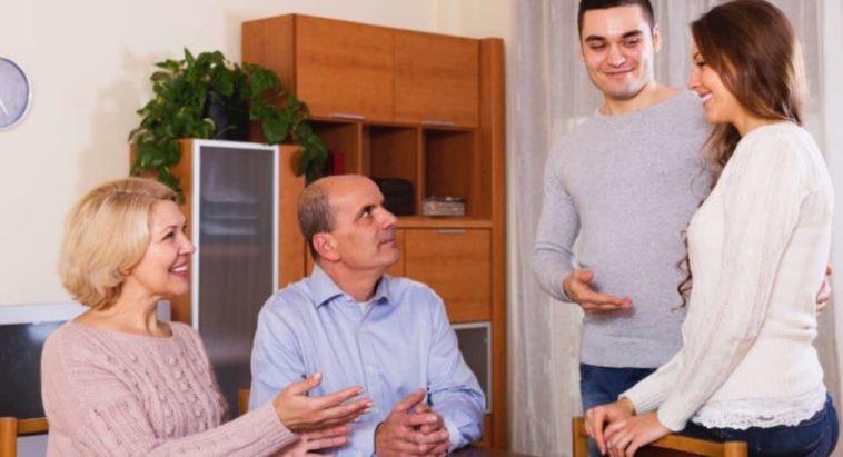 Mengenalkan Pacar Ke Orang Tua