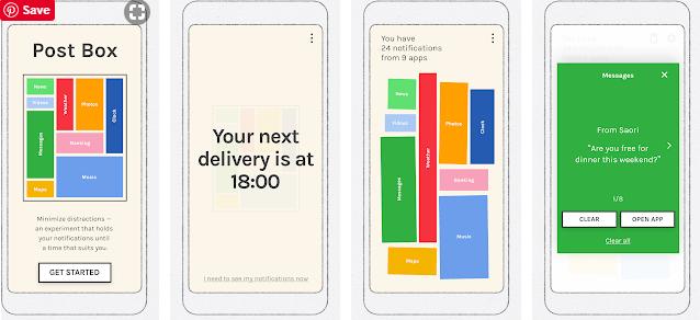 Aplikasi Post Box