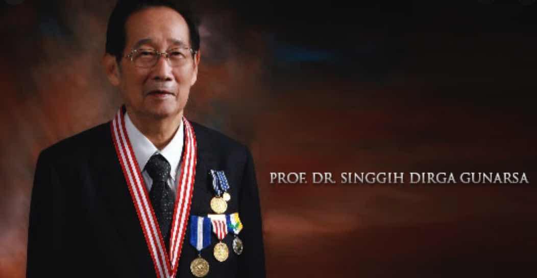 Prof. Dr. Singgih Dirga Gunarsa