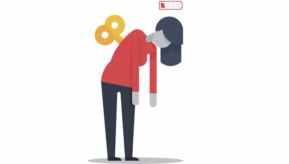 Sindrom Kelelahan Kronis